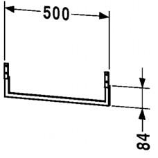 Вешалка для полотенца Duravit 2nd floor 2F 9983
