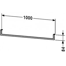 Вешалка для полотенца Duravit 2nd floor 2F 9986