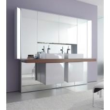 зеркальная стена + мебель + система хранения Duravit MW 9834